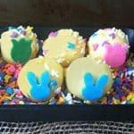 Easter Cake Pop Balls