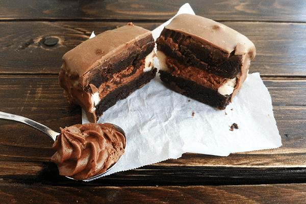 Cake Pop Sandwiches