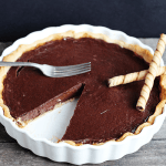 Chocolate & Caramel Tart – Daring Bakers