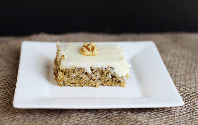 The Best Zucchini Bars Cookie Dough And Oven Mitt