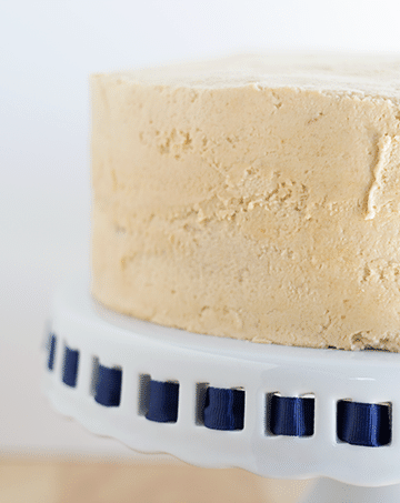 Fluffy Yellow Cake