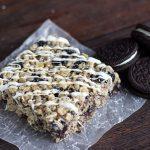 Cookies & Cream Rice Crispy Treats