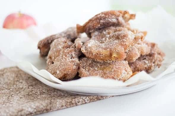 Apple Fritters!