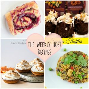 Sunday's Recipe Wrap-up #28