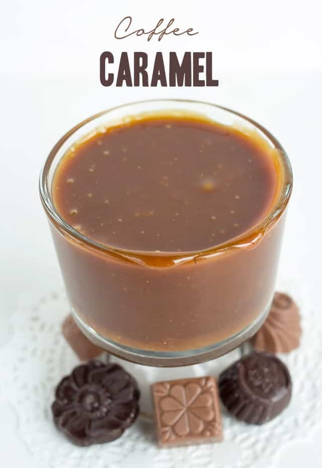 Caramel Coffee Cheesecake Recipes