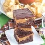 SNICKERS® Brownies