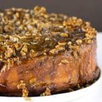 Pecan Sticky Buns - delicious cinnamon rolls with a buttery caramel sauce and pecan topping.