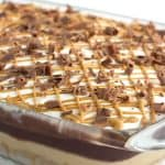 Chocolate Peanut Butter Layer Dessert