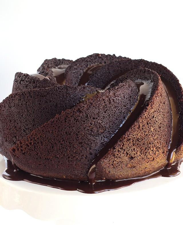 homemade Chocolate Whiskey Cake
