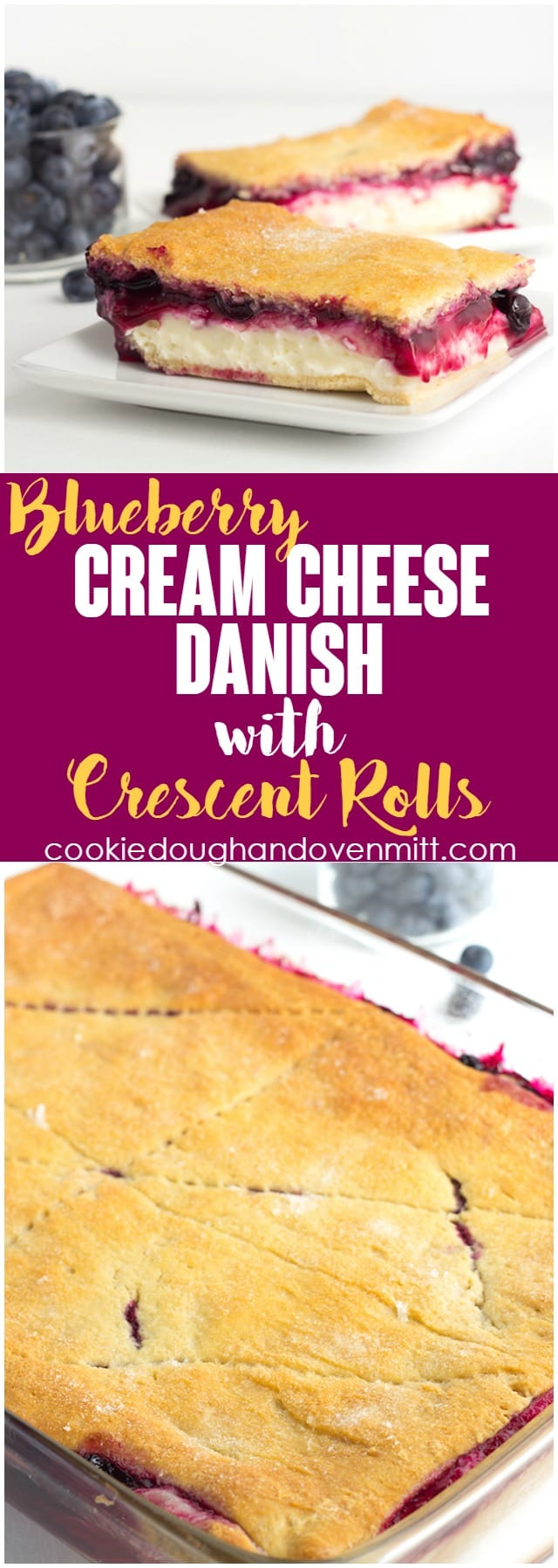 Easy Crescent Roll Coffee Cake
