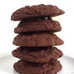 Chocolate Chocolate Chip Pudding Cookies