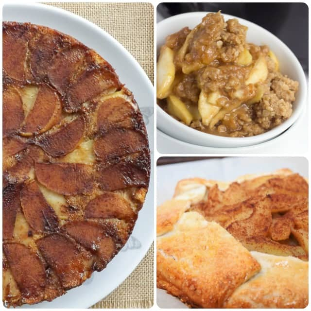 3 Delicious Apple Peanut Butter Desserts
