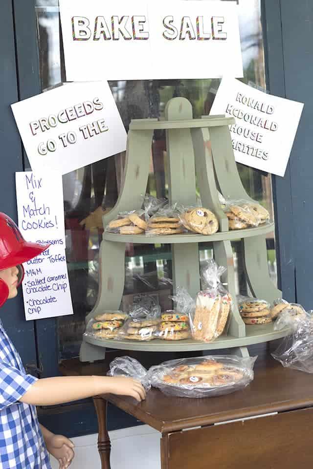 Bake Sale for Ronald McDonald House Charities