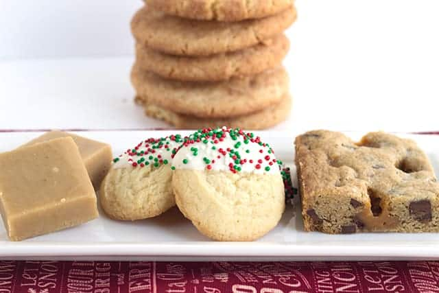 Holiday Cookie Platter!