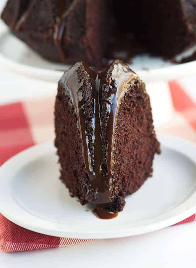 Chocolate Mayonnaise Bundt Cake Cookie Dough And Oven Mitt