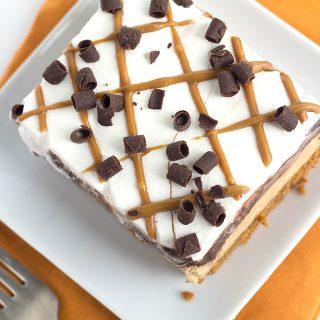Cookie Butter Layer Dessert