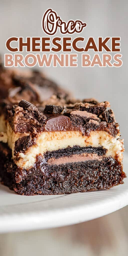 zoomed in photo of a slice of brownie bar with the recipe name in text above it