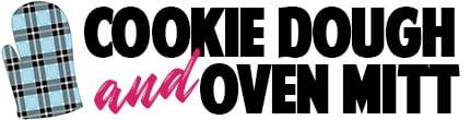 Cookie Dough and Oven Mitt logo